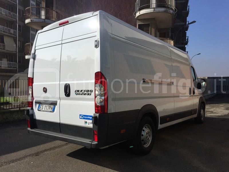 furgone coibentato fiat ducato maxi np. Black Bedroom Furniture Sets. Home Design Ideas