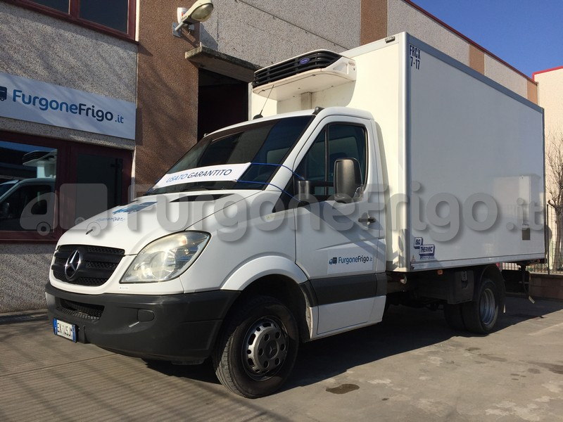 mercedes sprinter cella isotermica atp frc | furgonefrigo.it