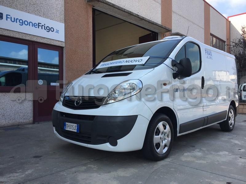 Schemi Elettrici Opel Vivaro : Opel vivaro coibentazione e frigo nuovi furgonefrigo