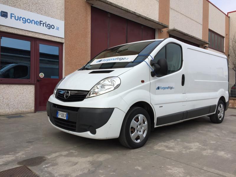 Schemi Elettrici Opel Vivaro : Opel vivaro coibentato frigo furgonefrigo